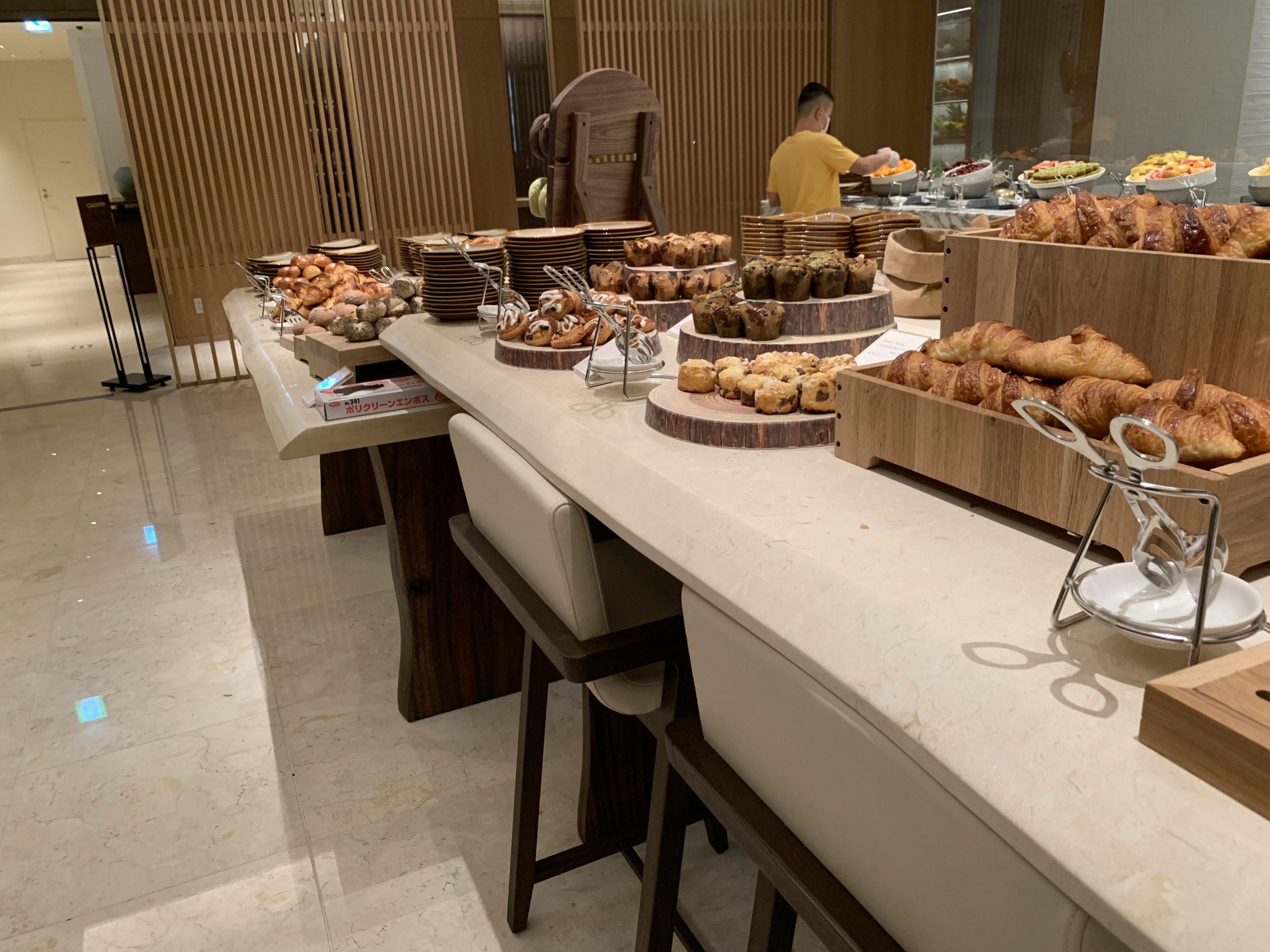 SALTIDA朝のパン